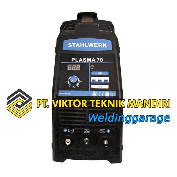 Jual Plasma Cutting STAHLWERK CUT 70